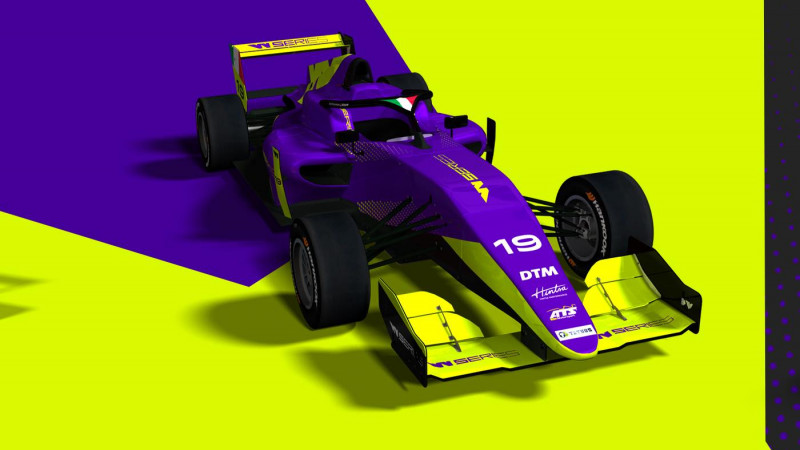 Thumbnail for Designing the W Series Liveries