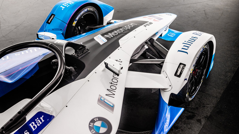 Thumbnail for From M to i: BMW's First Electric Livery