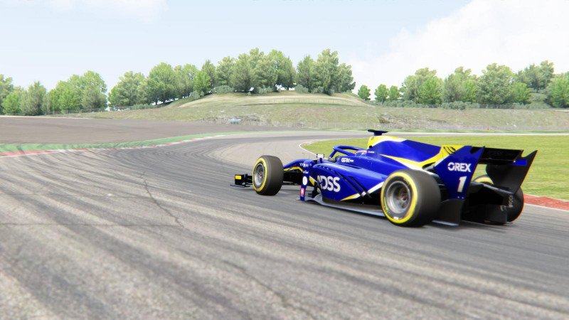 Thumbnail for How sim Racing Impacts The Racing Design Market