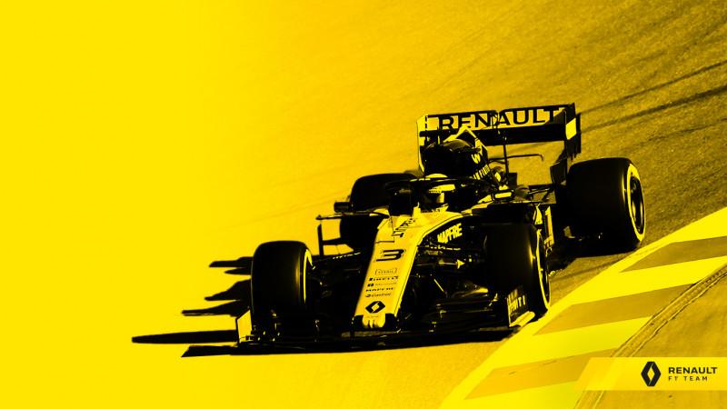 Thumbnail for Interview with Renault F1 Designer Chris Burnham