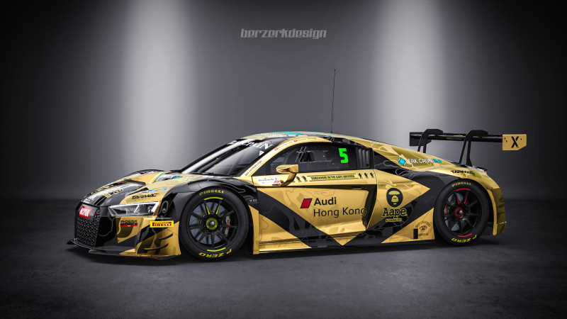 Thumbnail for Livery Design in Asia