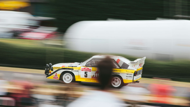 Thumbnail for Livery History: Audi (Part I)