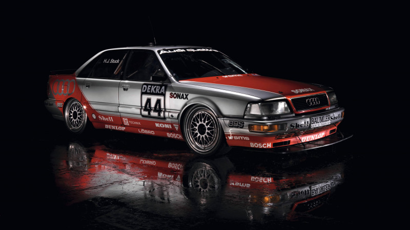 Thumbnail for Livery History: Audi (Part II)
