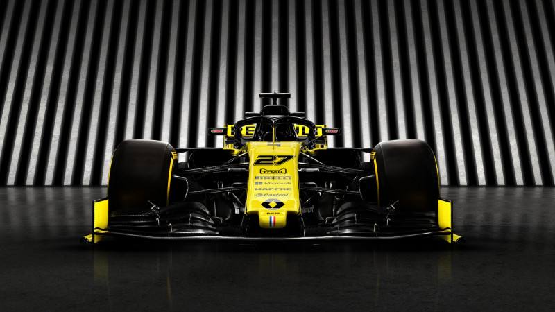 Thumbnail for Same but Different: A Closer Look at the Renault R.S.19
