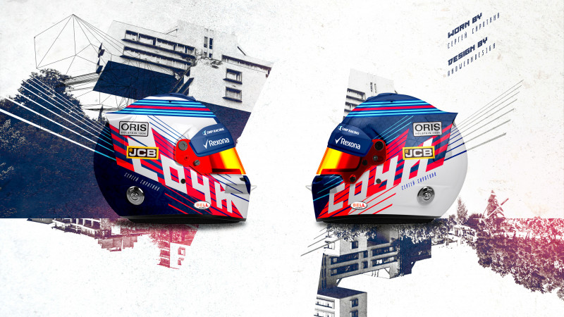 Thumbnail for The Inspiration Behind Sirotkin's Special Helmet