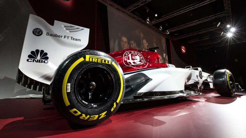 Thumbnail for Why The Alfa Romeo Sauber Livery Works